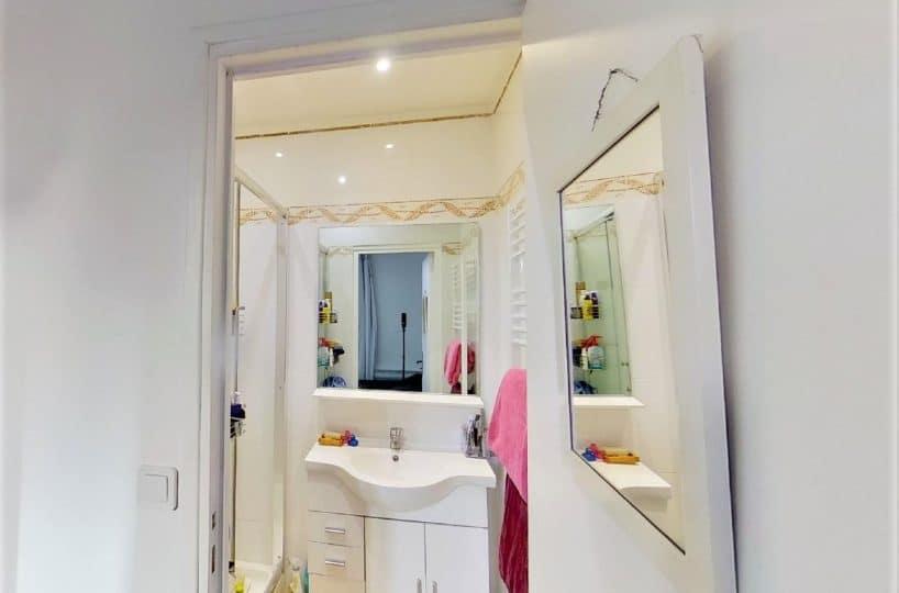 valere immobilier: maison 3 pièces 55 m², salle d'eau avec douche, saint-maur