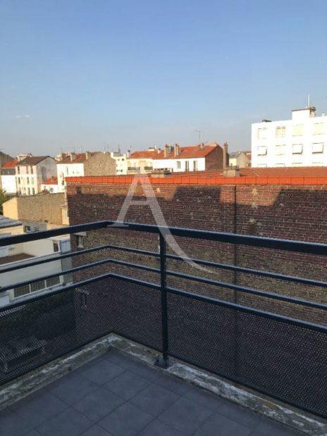 immo alfortville: appartement 3 pièces 62 m², balcon au 3° et dernier étage