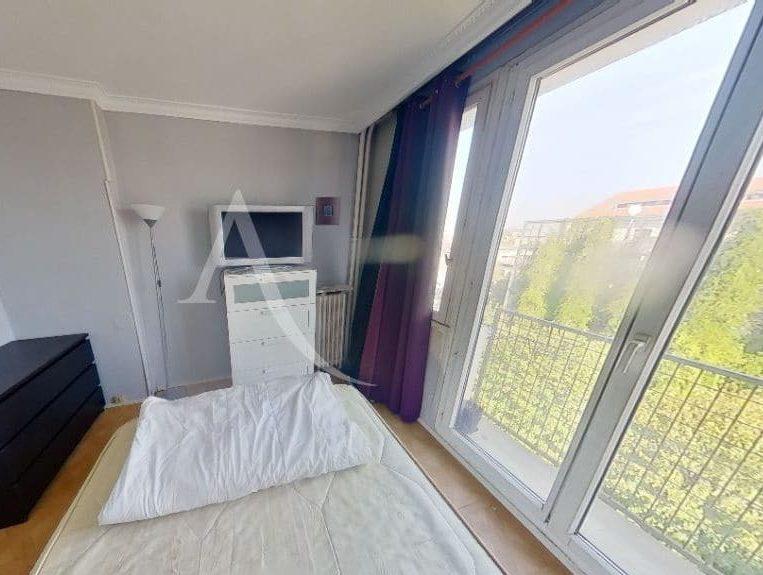 immobilier 94: appartement 4 pièces 66 m², seconde chambre avec balcon