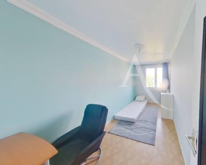agence immobilière val de marne: appartement 4 pièces 66 m², troisième chambre claire