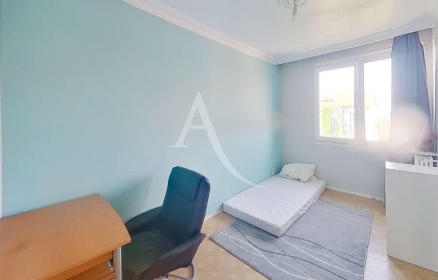 agence immobiliere 94: appartement 4 pièces 66 m², troisième chambre vue dégagée