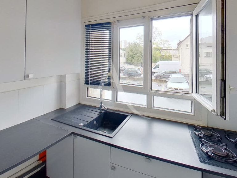 location appartement val de marne: appartement 2 pièces 51 m², en rez-de chaussée, cuisine séparée