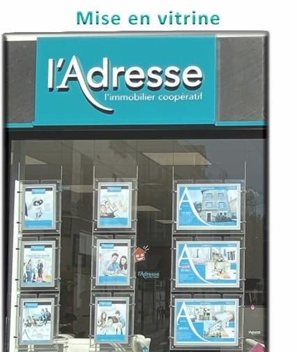 Valérie Immobilier propose des services exclusifs pour vendre plus vite et mieux - vitrine