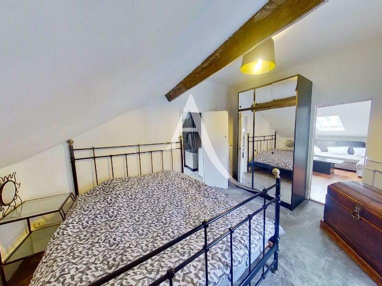appartement à vendre à charenton: entièrement rénové, 2 pièces 48 m², chambre mansardée