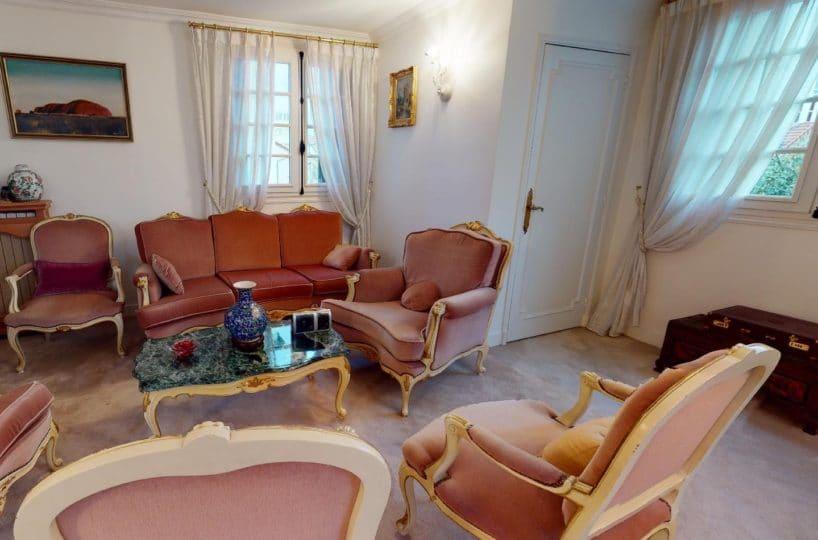 pavillon a vendre alfortville: 7 pièces, grand salon / bureau