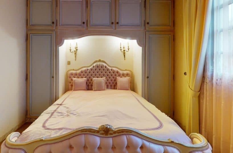 vente direct immo: maison 7 pièces 140 m², grande chambre avec lits encastré