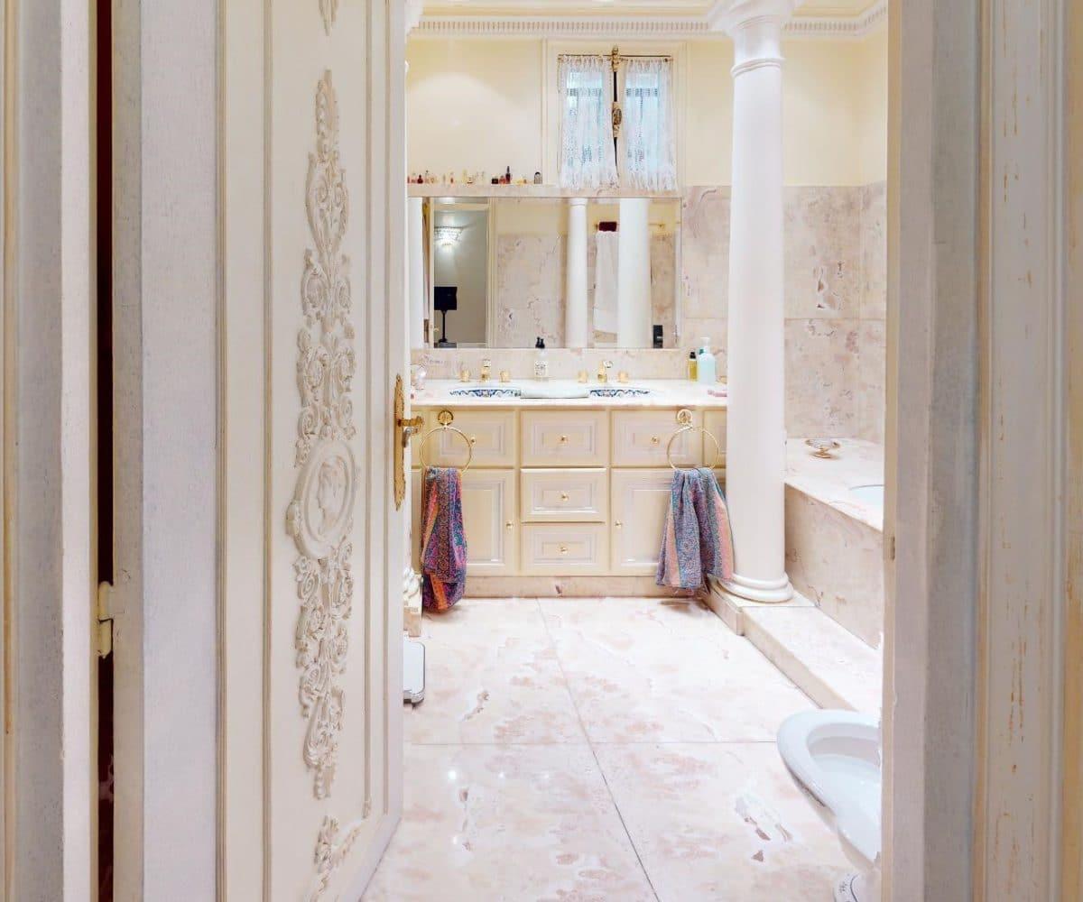 agence immobilière 94: alfortville, maison 140 m², salle de bain: baignoire, 2 vasques