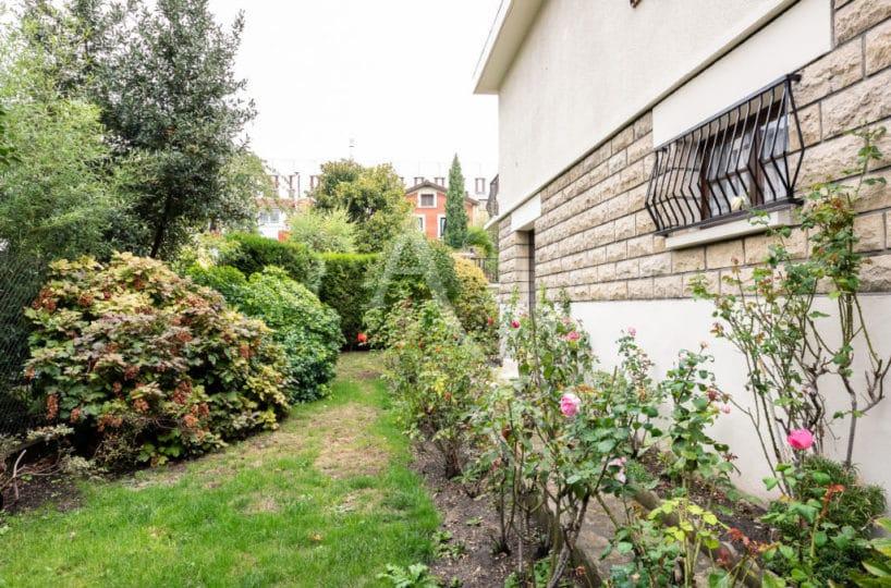 valerie immobilier alfortville: maison 7 pièces 140 m², beau jardin de 314 m²