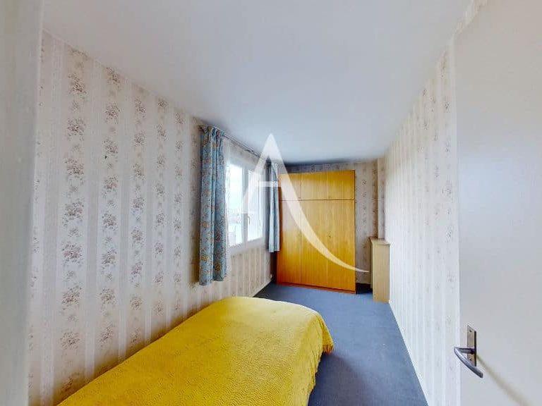 immobilier à vendre: appartement 4 pièces 66 m², à vitry, troisième chambre avec vue dégagée