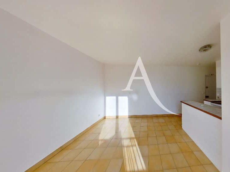 agence immo alfortville: studio 20 m², une pièce principale avec cuisine us aménagée et équipée