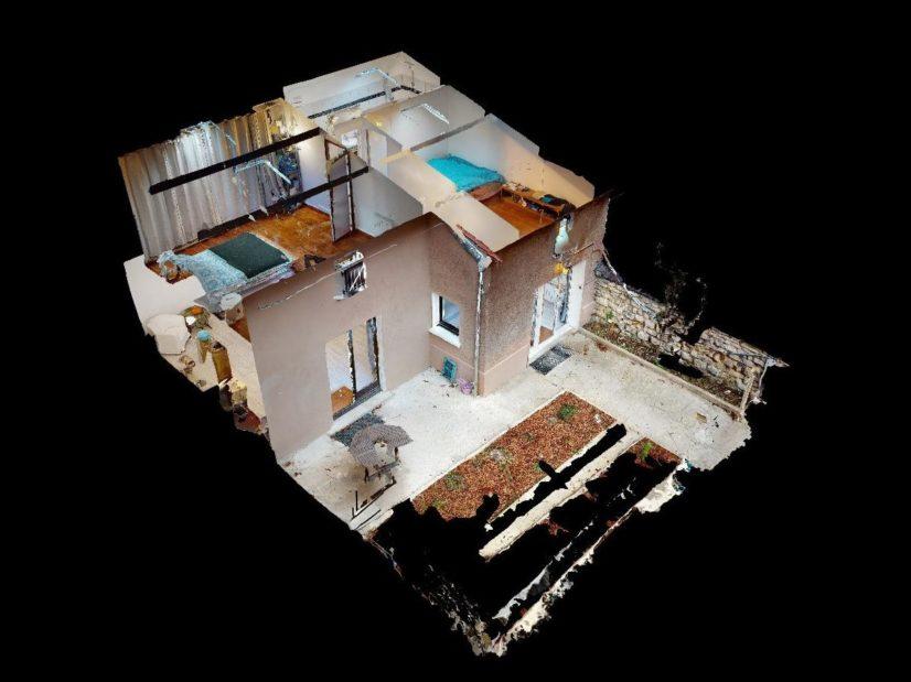 """vente maison charenton le pont 94220: 4 pièces 90 m², vue """"maison de poupé"""""""
