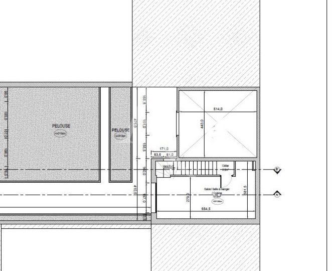 charenton le pont maison: maison 4 pièces 90 m², véranda, terrasse, cour et pelouse, intérieur et extérieur