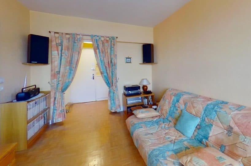 maison alfort vente appartement: 2 pièces 50 m², grand séjour avec possibilité d'ouvrir sur la cuisine