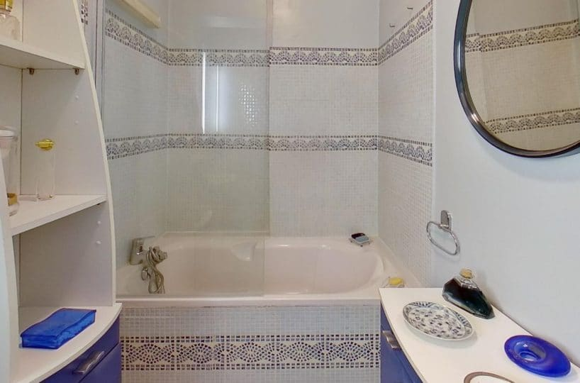achat appartement maisons alfort: 2 pièces 50 m², salle de bain avec baignoire