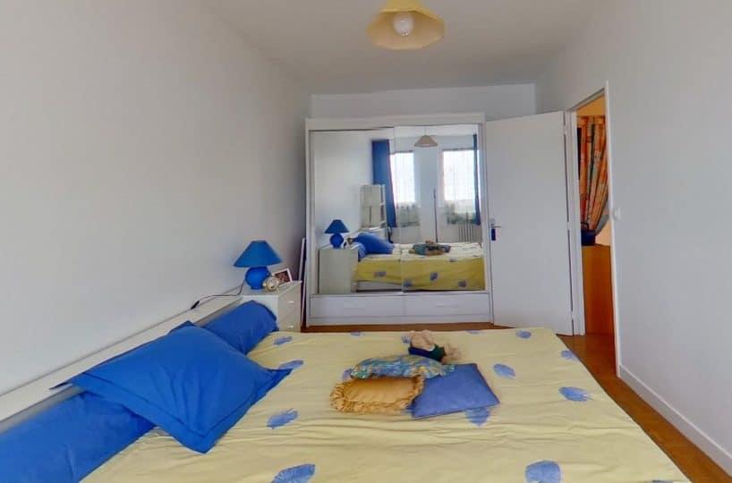 achat appartement maison alfort: 2 pièces 50 m², chambre avec grande penderie intégrée