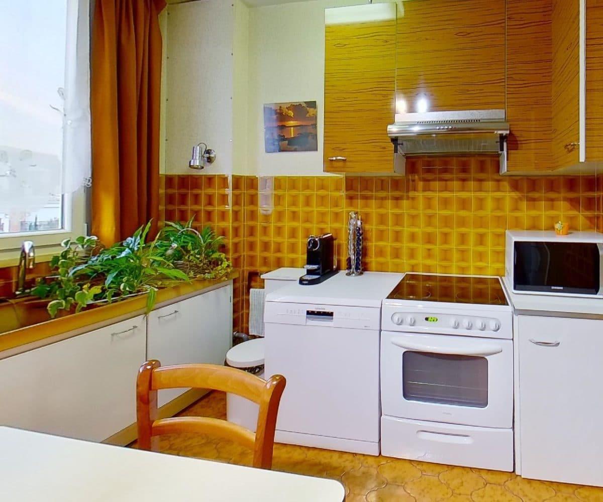 appartement maison alfort: appartement 4 pièces 80 m², cuisine indépendante aménagée