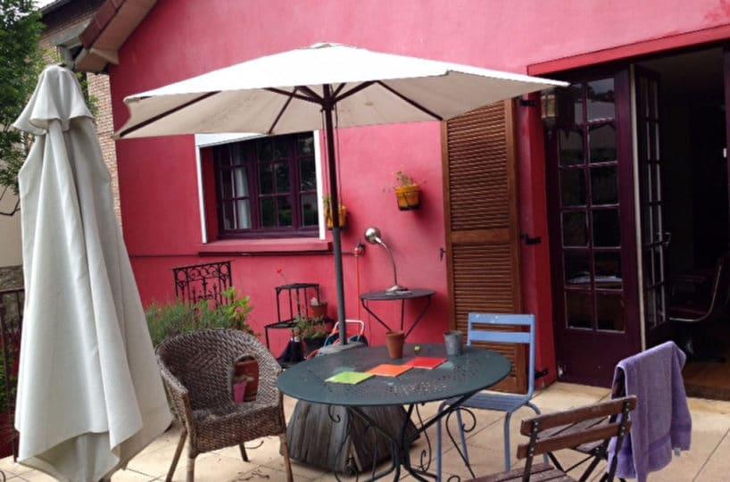 l adresse alfortville: à vendre maison 6 pièces 180 m² avec terrasse et jardin