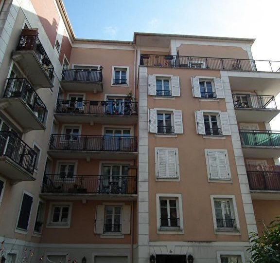 vente appartement 2 pieces alfortville, en duplex 43 m², 5° et dernier étage avec ascenseur