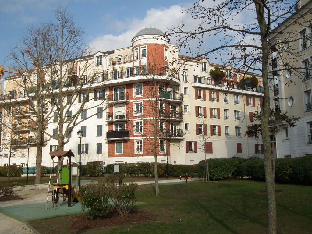 achat appartement alfortville: studio 26 m², au 4° étage d'une résidence standing