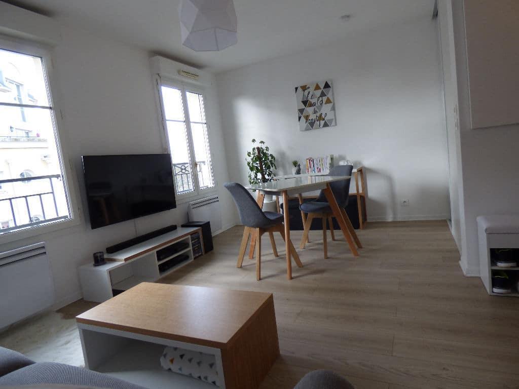 agence immo alfortville: studio 26 m², très bon état général, résidence standing
