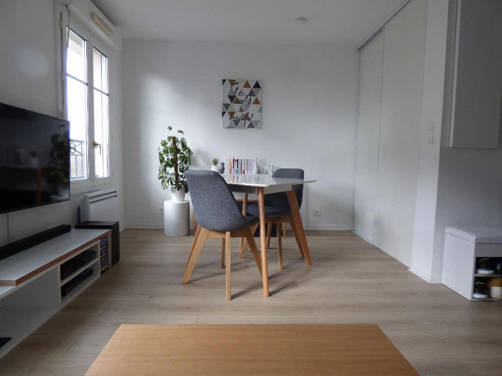 estimation prix appartement alfortville: studio 26 m², lumineux, très bon état général