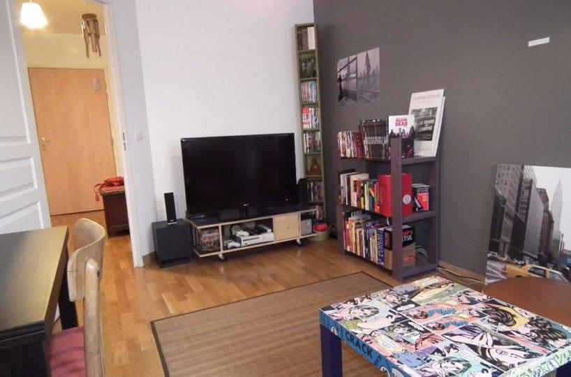 l adresse alfortville: à vendre 3 pièces 56 m², beau séjour lumineux avec parquet au sol