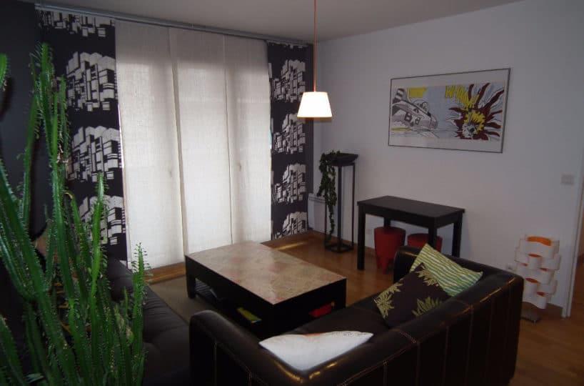 l'adresse alfortville: appartement 3 pièces 56 m², coin séjour, alforville