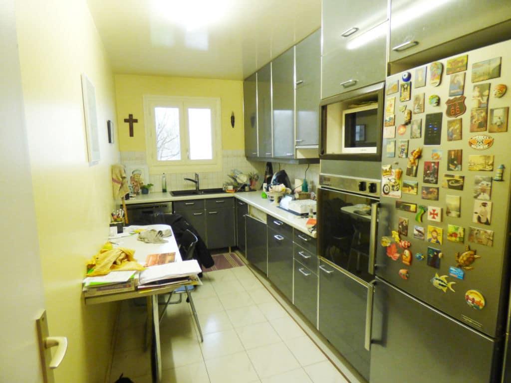 vente appartement maisons alfort: 3 pièces, cuisine indépendante aménagée / équipée ouvrable sur séjour