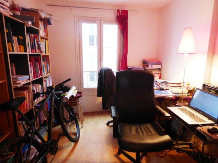 agence immo maisons alfort: appartement 3 pièces 65 m², agréable coin bureau