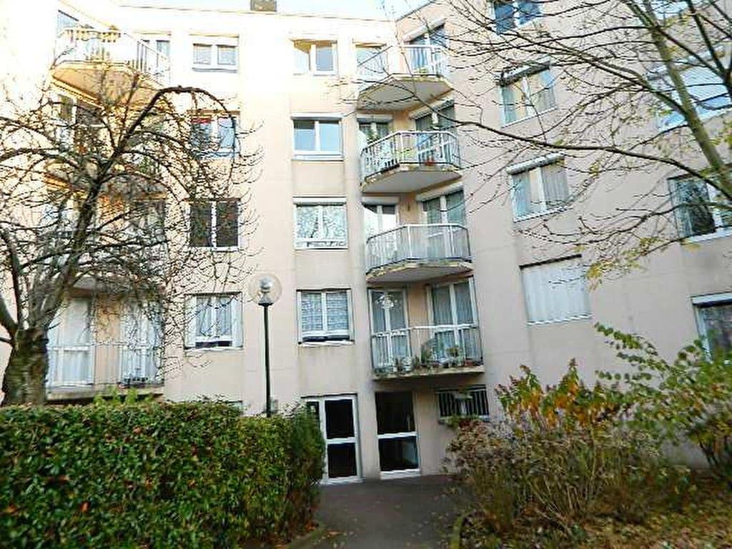 agence immobiliere maisons alfort:  vente appartement 3 pièces 60 m² dans résidence entretenue, proche métro