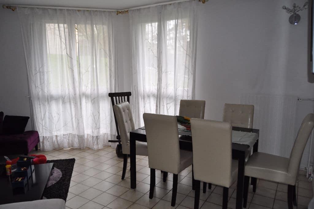 vente appartement maisons-alfort: 3 pièces 60 m², séjour lumineux avec balcon