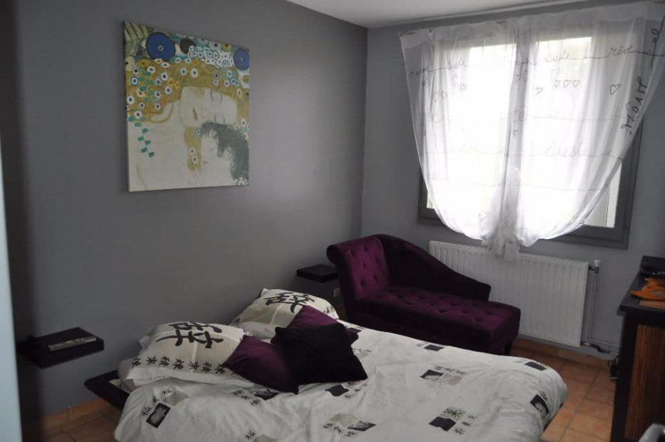 appartement à vendre maisons-alfort: 3 pièces 60 m², chambre à coucher parentale