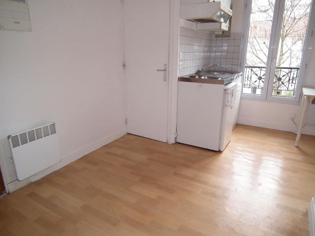 estimation appartement alfortville: 22 m², séjour lumineux très bien agencé