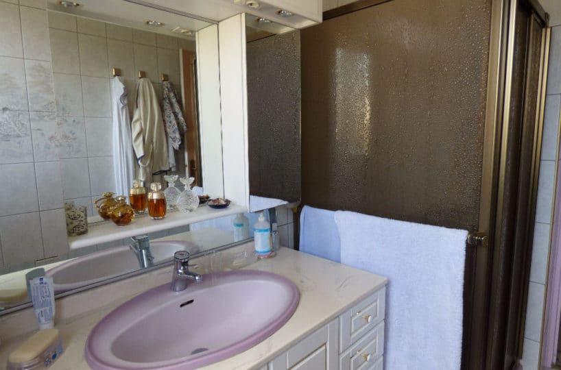 l'adresse immobilier alfortville: maison 6 pièces, 1ère salle d'eau avec cabine de douche
