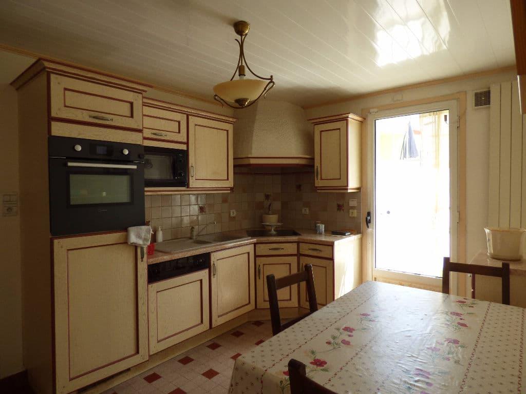 immobilier 94: maison 6 pièces 143 m², 2ème cuisine aménagée, nombreux rangements