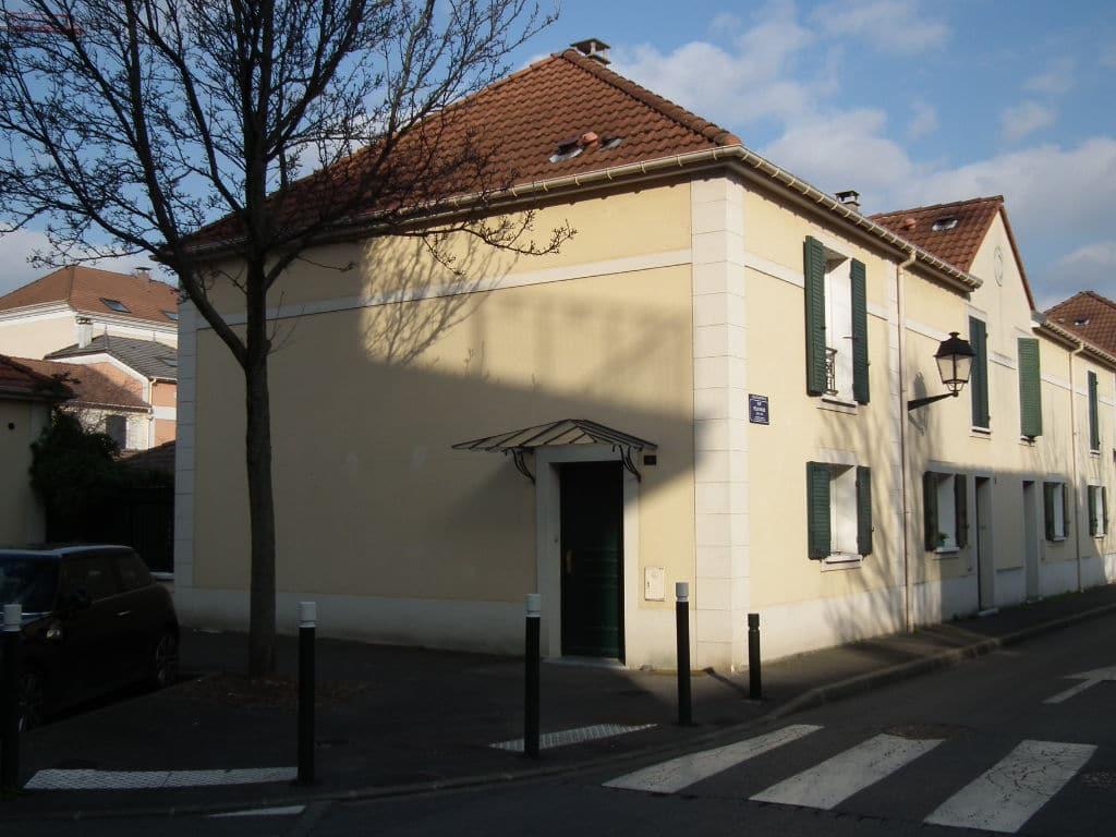 vente maison à alfortville, 5 pièces 78 m², garage attenant, centre ville
