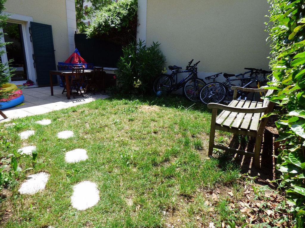 résidence apollonia alfortville: maison 5 pièces 78 m², jardin, surface terrain 47 m²