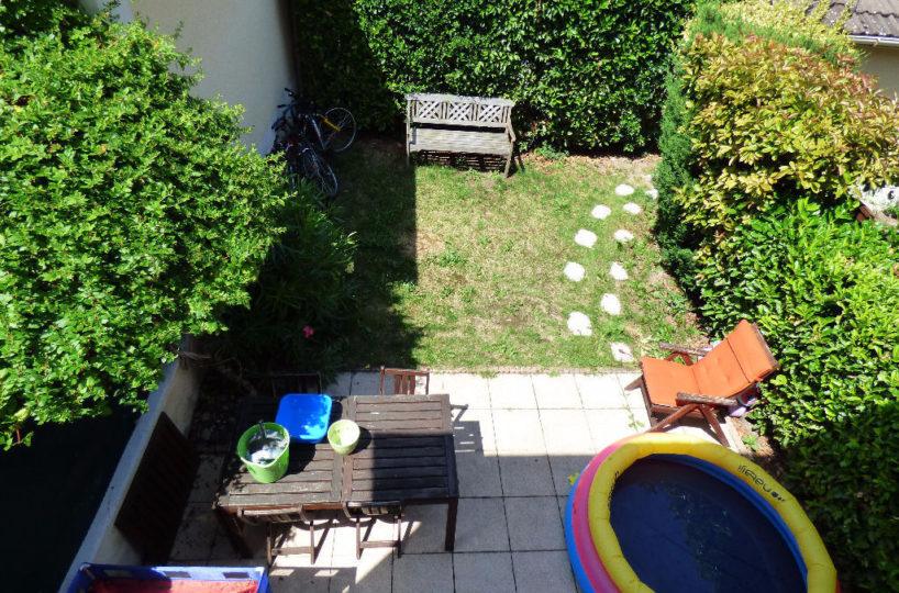 agence immobilière val de marne: à vendre maison 5 pièces 78 m², terrasse, jardin