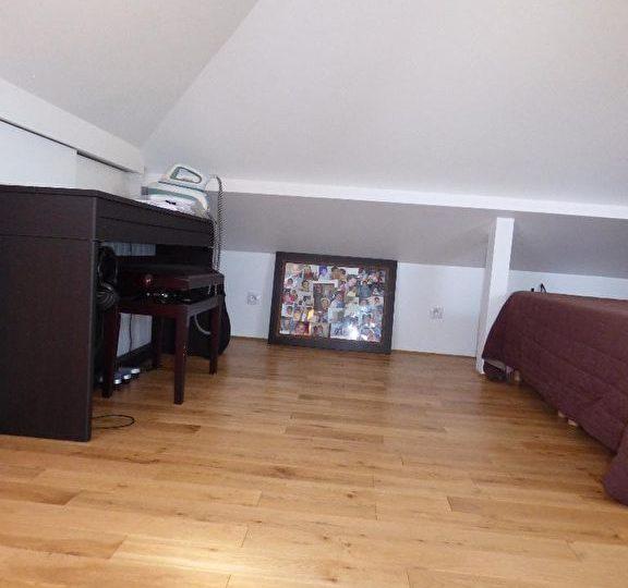 maison a vendre a alfortville: maison 5 pièces 78 m², chambre mansardée à l'étage