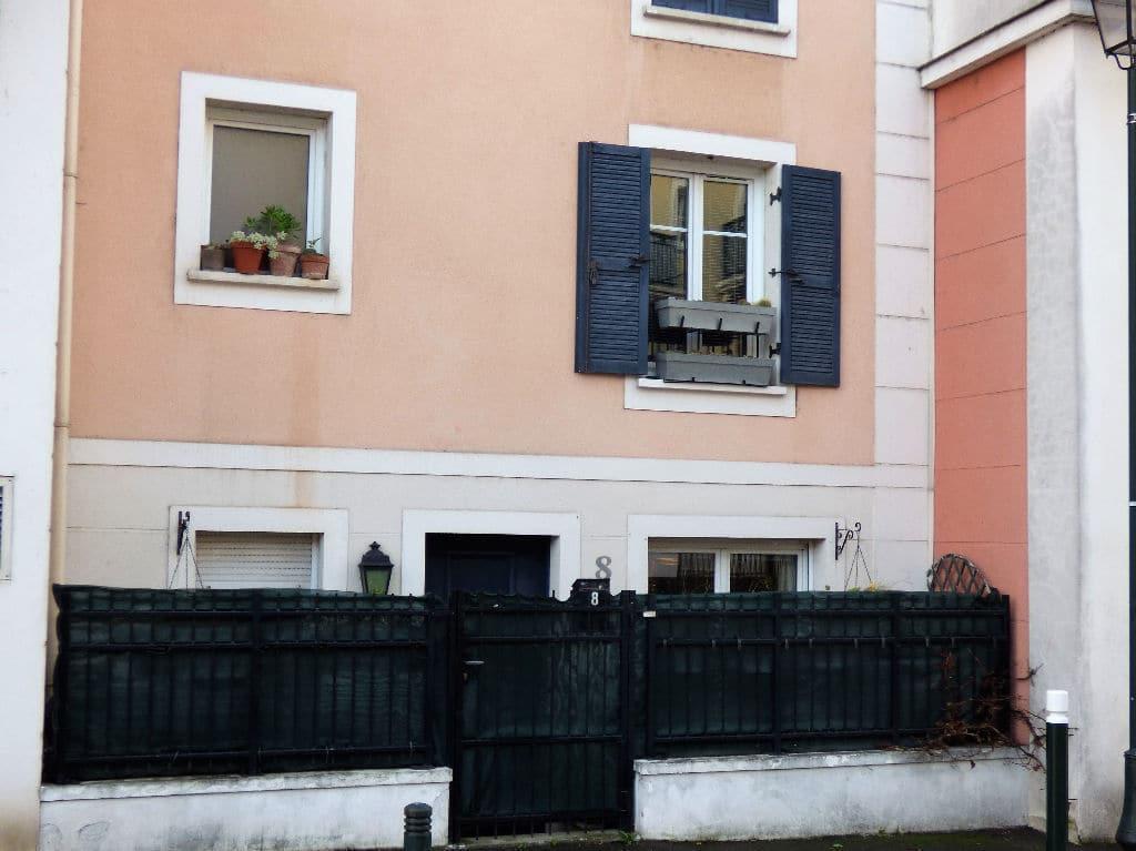 achat appartement alfortville: 2 pièces 50 m², rez de chaussée sur cour végétalisée