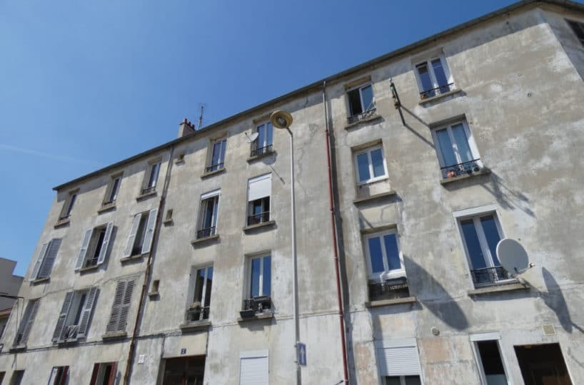 vente appartement alfortville: lumineux 2 pièces 29 m² meublé, au calme, résidence proche du centre ville