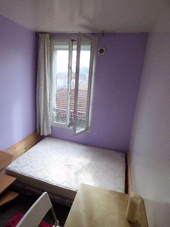 appartement a vendre alfortville: 2 pièces, chambre à coucher avec lit de 2 personnes
