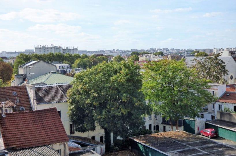agence immo maisons-alfort: quartier mairie, lot de 2 appartements accolés, idéal investisseurs