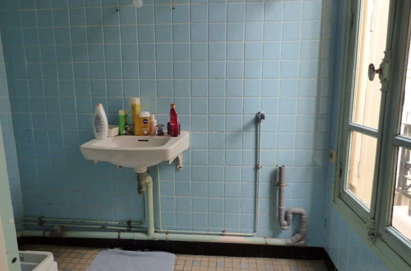 appartement à vendre maisons-alfort: 3 pièces 68 m², salle de bain avec douche