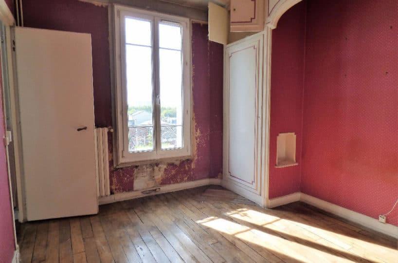 agences immobilières maisons alfort: 3 pièces 68 m², belle hauteur de plafond, moulure