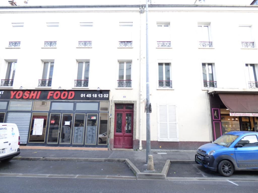 estimation appartement alfortville: 3 pièces 50 m², immeuble ravalé, proche métro école vétérinaire