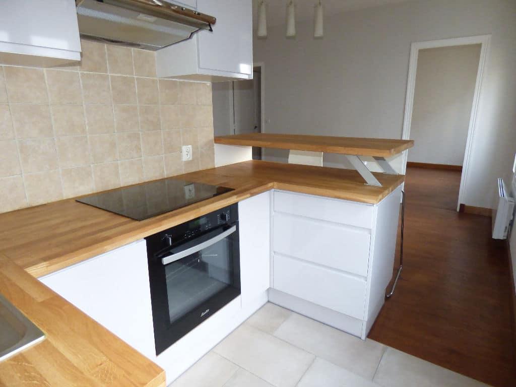 vendre appartement alfortville: 3 pièces 50 m², cuisine aménagée et équipée