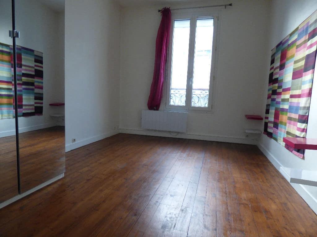 appartement à vendre à alfortville: 3 pièces 50 m², 1° chambre à coucher