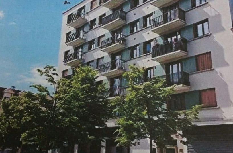 appartement à vendre maisons-alfort: 3 pièces 64 m², 2° étage/6 avec ascenseur, centre ville