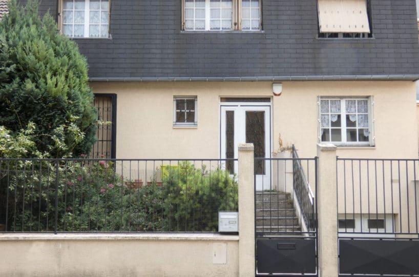 achat maison alfortville: 7 pièces 170 m², jardin 300 m², sous sol et garage